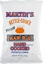 Martin's Kettle-Cook'd Bar-B-Q Potato Chips - 8.5 Oz. (4 Bags)
