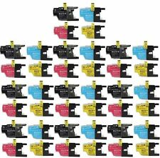 NON-OEM 40PK INK BROTHER LC-75 MFC-J5910DW MFC-J625DW MFC-J6510DW MFC-J6710DW