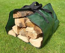 Kaminholztasche / Holztragetasche / Brennholztasche / Holztasche / Tasche