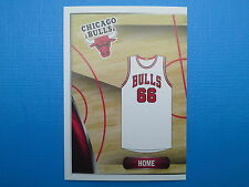 2014-15 Panini NBA Sticker Collection N. 70 Home Jersey Chicago Bulls