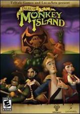 Tales of Monkey Island PC MAC DVD battle evil pirate LeChuck buccaneers game BOX
