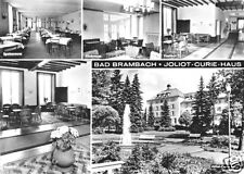 AK, Bad Brambach, Juliot-Curie-Haus, fünf Abb., 1971