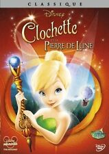 DVD *** LA FEE CLOCHETTE ET LA PIERRE DE LUNE ** Disney N°96