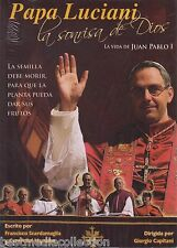 Papa Luciani DVD NEW Sonrisa De Dios 2 DISC SET La Vida De Juan Pablo I SEALED