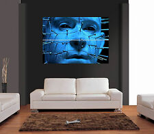 PINHEAD HELLRAISER HORROR Vector Giant Wall Art Print Picture Poster
