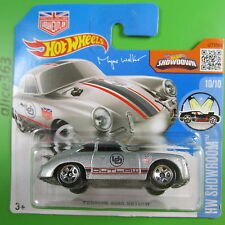 HOT WHEELS 2016 -  Porsche 356A Outlaw - HW Showroom - 120 -  neu in OVP