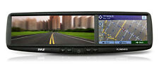 Pyle PLCMDVR7G GPS & Backup Camera Monitor w/Bluetooth  DVR Recording