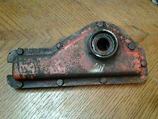 Vintage Gilson 5HP Snowblower Steel Auger Gearcase NO GEARS Gear Box OBSOLETE
