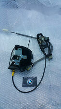 Bmw E46 Coupe/cab N/S Passenger door lock/catch/mechanism,Perfect working order