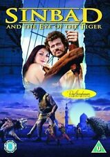 SINBAD AND THE EYE OF THE TIGER (DVD - 2005, 1 Disc) Region 2*****CLASSIC*****