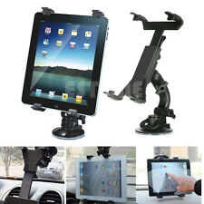 Universal 360° Car Windshield Mount Bracket Holder for iPad 2/3/4/Mini Tablet PC