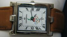 Continental United Arab Emirates Olympic Special Edition Unisex Men Swiss Watch