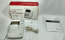 RadioShack Printing caller ID Call Accountant (43-446) Records Incoming/Outgoing