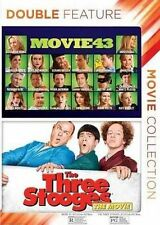 Movie 43/Three Stooges (2013) -New