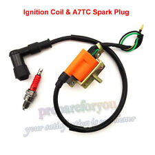 Racing Ignition Coil Spark Plug For 50 70 90 110 125cc XR CRF 50 Pit Dirt Bike