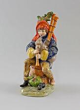 Porzellan-Figur Bettelmusikant mit Dudelsack Ernst Bohne & Söhne 9997057