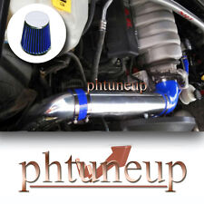 BLUE 2005-2010 JEEP GRAND CHEROKEE 5.7 5.7L 6.1 6.1L SRT8 V8 COLD AIR INTAKE KIT