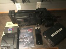 Sony Betacam DXC-637, PVV-3P, Va-300, CA-537, LC-637CP, Manuals And More Bundle.