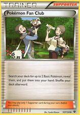 Pokémon Fan Club 107/124  NM x4   Fates Collide Pokemon TCG Trainer