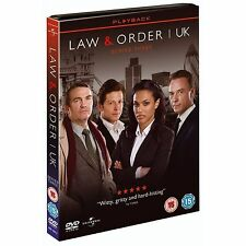 Law and Order UK: Complete ITV Series 3 DVD 2 Disc Box Set Brand New