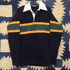 Rare Vintage 1970s Patagonia Rugby Climbing Shirt Mens Size small
