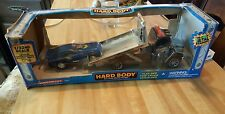 hard body die cast metal tow truck