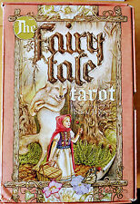 The Fairy Tale Tarot Card Set by Lisa Hunt, OOP 2009