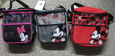 "Disney Baby  Minnie 10"" X 10"" Diaper Bag--3 Styles---Choose 1"