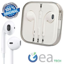 Auriculares EarPods Originales MD827ZM/Para Per Apple iPhone 5S 6 6s Plus iPod