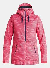 ROXY Women's VALLEY HOODIE Snow Jacket - MLR7 - Size Large - NWT