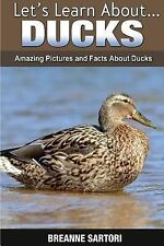 Let's Learn About Ser.: Ducks : Amazing Pictures and Facts about Ducks by...