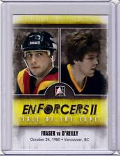 CURT FRASER VS TERRY O'REILLY 13/14 ITG Enforcers 2 II Tale of the Tape #149