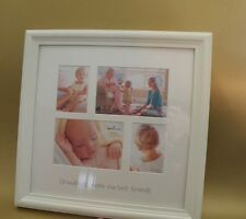 PHOTO FRAME WITH Worded Mat, Grandkids Make The Best Friends, Tabletop / Wall