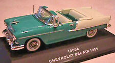 1955 Chevrolet Bel Air Convertible, 1/43rd Scale Diecast