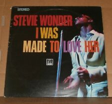 Stevie Wonder, I Was Made To Love Her, LP, 1976