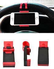 In Car Mobile Phone Holder Stand  Universal GPS For iPhone Samsung HTC 360 Mount