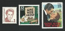 Margaret Mitchell Gone With the Wind First Edition Book 1939 Movie Stamps MINT!