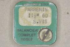 Balance complete PARRENIN 60 S.VIS bilanciere completo 721 NOS