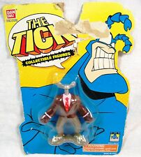 "1994 Fox Children's Network The Tick ""Dean"" Item#2612 Collectible Figure MIP C10"