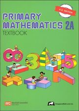 Primary Mathematics 2A Textbook U.S. Edition
