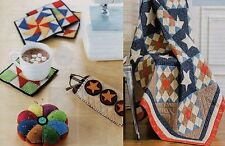Wool Projects  & Album and Star     Quilt  (Pattern Only)