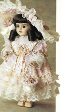 Gorham Porcelain Doll Cherie #9020 - Susan Stone Aiken - MIB 1991