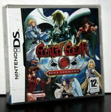GUILTY GEAR DUST STRIKERS GIOCO NUOVO NINTENDO DS EDIZIONE ITALIANA VBC 38176