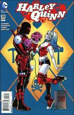 HARLEY QUINN #28 1st print DC NEW 52 2014 series AMANDA CONNER JIMMY PALMIOTTI