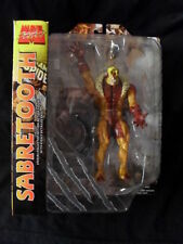 "MARVEL SELECT SPECIAL COLLECTORS ED ""SABRETOOTH"" ACTION FIGURE! MIP! BACK IN!"