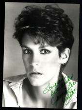 Jamie Lee Curtis Original  Signiert 12,5x17,5 ## G 10288