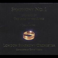 Lord of the Rings Symphony No. 1 Original Soundtrack (CD)