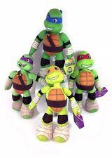 """Teenage Mutant Ninja Turtles 10"""" Plush Toy Set Of 4 Pcs"""