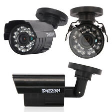 TMEZON 1x1.0MP 720P HD Bullet CCTV Camera Security System Must work with AHD DVR