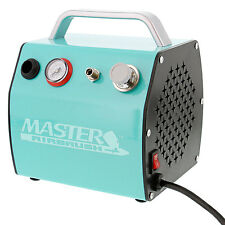 Master TC-77 Super Quiet High Performance Airbrush Air Compressor Hobby Tattoo